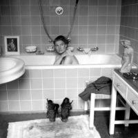 Lee Miller-vasca-Hitler