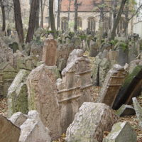 Cimitero ebraico a Praga