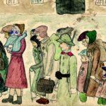 Disegni che raccontano l'Olocausto: Terezin e altre testimonianze