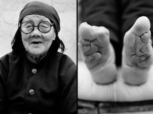 Piedi fasciati-Cina-Jo-Farrell