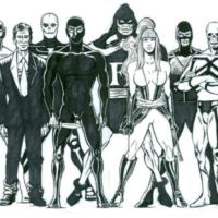 fumetto nero italiano: eroi ed eroine