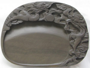 Pittura cinese - Pietra d'inchiostro