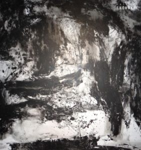"""Pittura cinese - """"Paesaggio"""" di Chen Weinong - © Gallery Shchukin"""