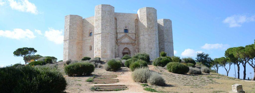 Castel del Monte copertina