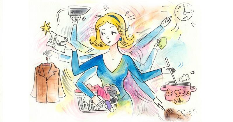 Attività domestiche nella conciliazione famiglia-lavoro