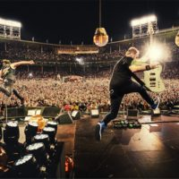 fotografia ©Danny Glinch, Pearl Jam, Wrigley Field, Chicago, IL, 2013
