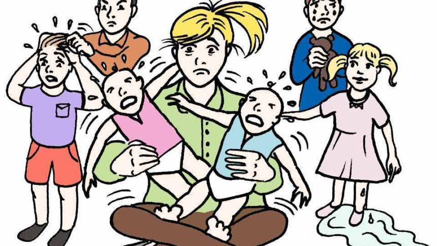 Figli nella conciliazione famiglia-lavoro. Asilo o nonni?