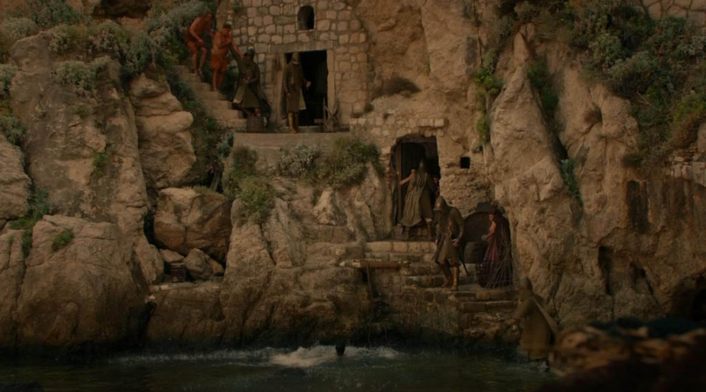ricerche a King's Landing - Cersei