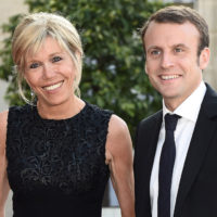 Macron e Brigitte - questione first lady