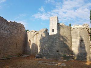 Targaryen - le mura dell'Abbazia