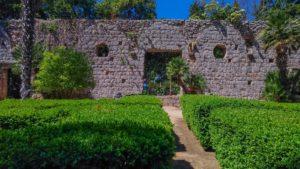 Targaryen - i giardini dell'Abbazia
