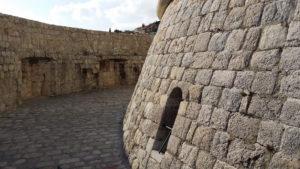Targaryen - le mura della Torre Minceta
