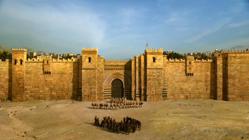 Targaryen - porte di Qarth