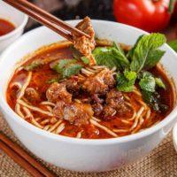 牛肉面-cucina cinese