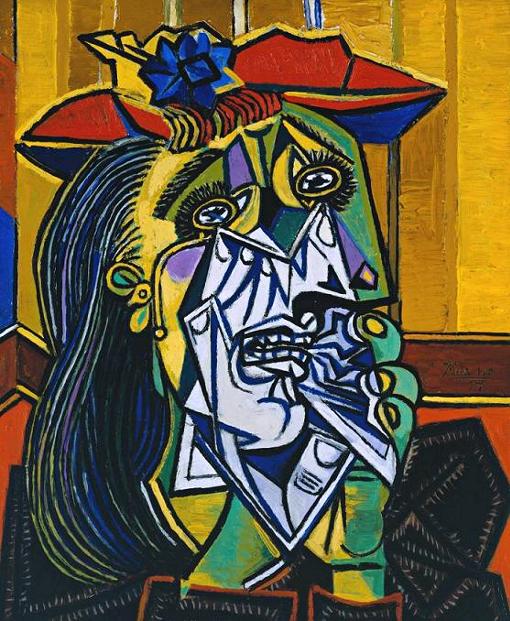 Picasso - Donna che piange