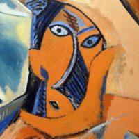 Picasso - Avignon dettaglio