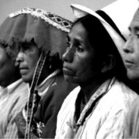 Donne indigene peruviane