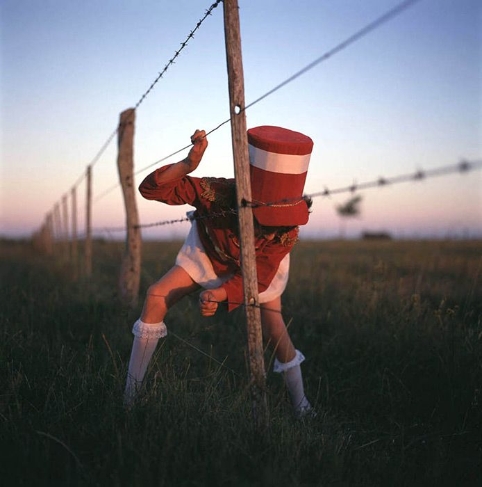 Alessandra Sanguinetti, Dal libro The Adventures of Guille & Belinda.