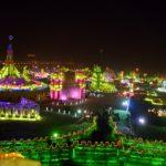 Festival di Harbin: il connubio tra inverno e arte