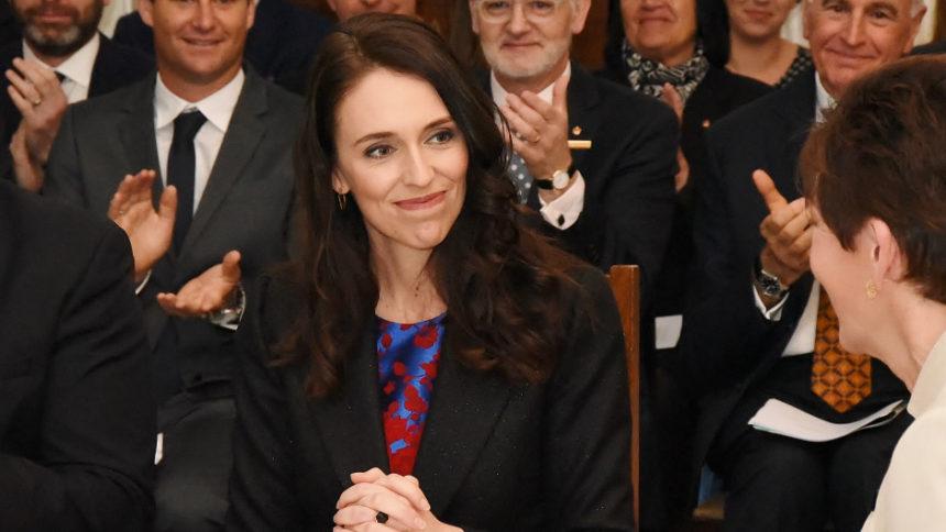 Jacinda Ardern premier neozelandese