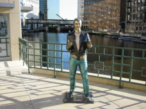 bronze fonz milwaukee