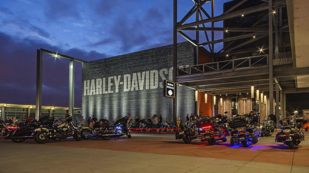 milwaukee harley-davidson Museum