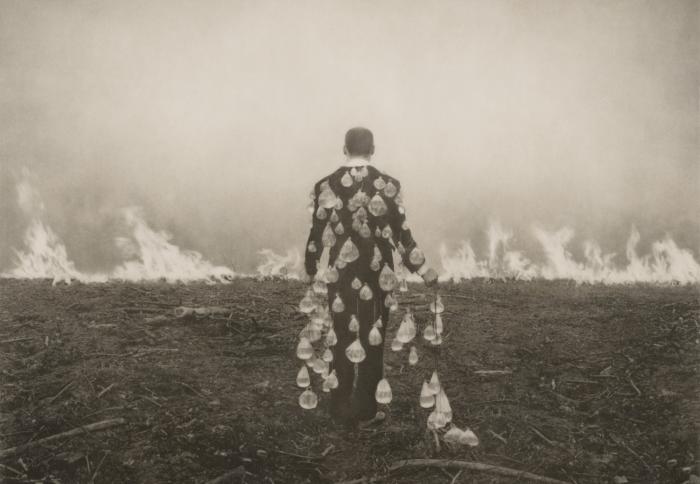 Sciamani - ©Robert & Shana ParkeHarrison, Burn Season, 2003.