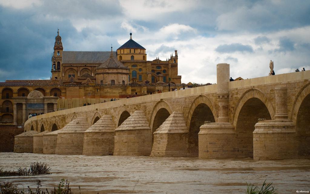 Ponte romano di Cordova ponti artificiali