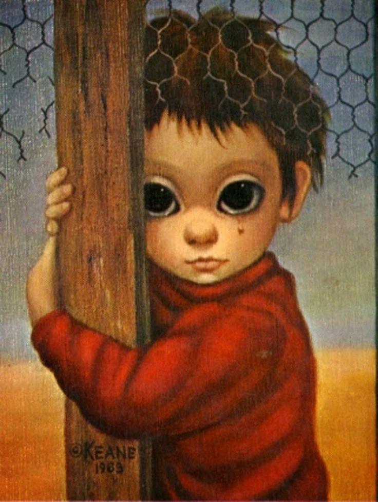 """ALT=""""occhi Margaret Keane"""""""