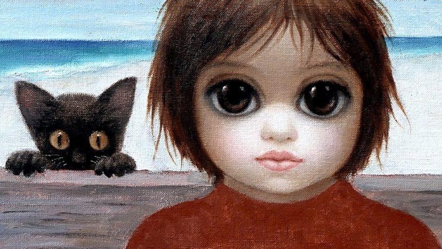 occhi Margaret Keane