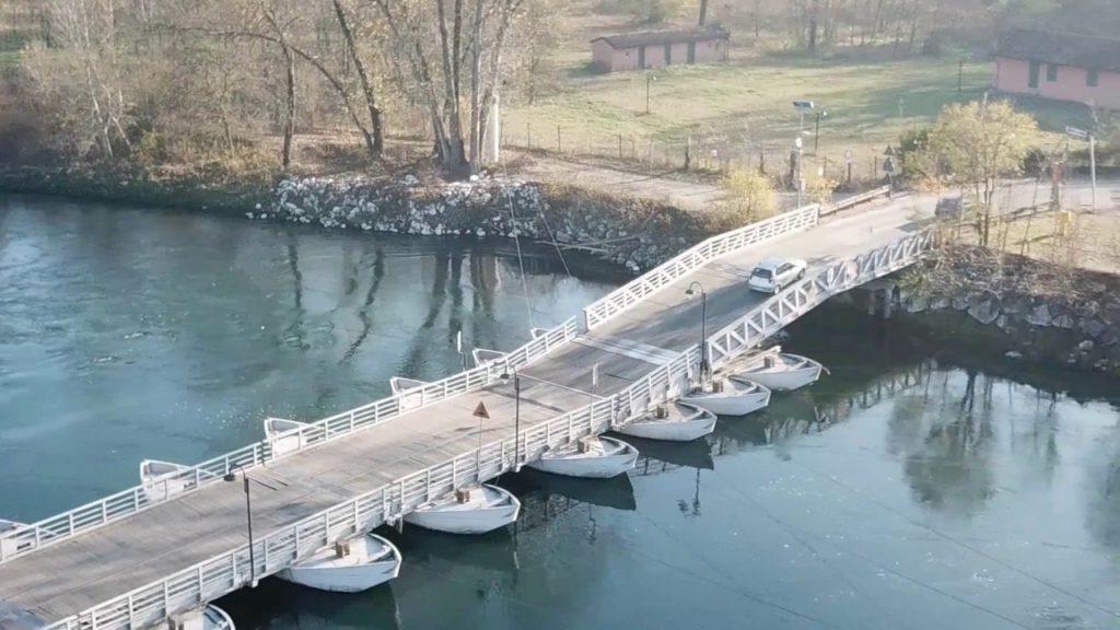 ponti artificiali bereguardo