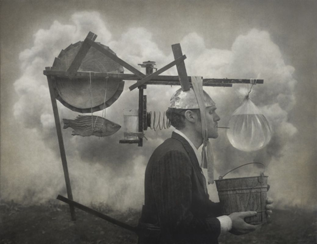 Sciamani - ©Robert and Shana ParkeHarrison. Cloudburst, 1998.