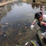 Acqua potabile in Cina: un'emergenza nazionale