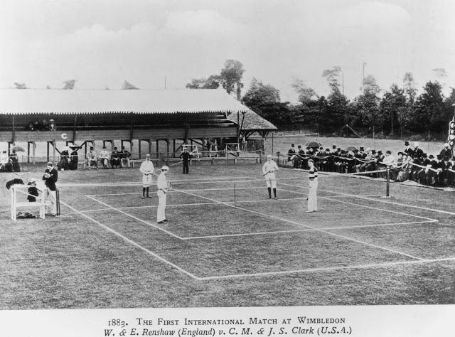First Wimbledon