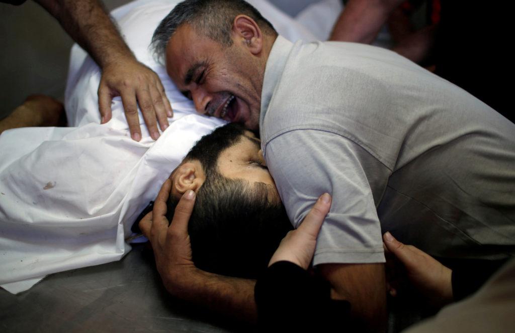 Giro Italia - Striscia di Gaza
