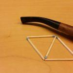 Matematica in fumo: sigarette, sigari, pipe e fiammiferi