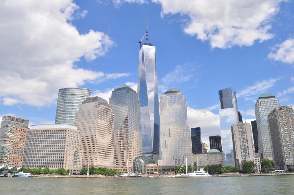 New World Trade Center Manhattan