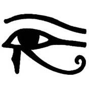 Sole - Occhio sinistro di Horus