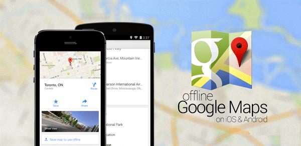Google-Maps app immagine
