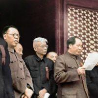 Rivoluzione cinese: la nascita della Repubblica Popolare - Mao Zedong