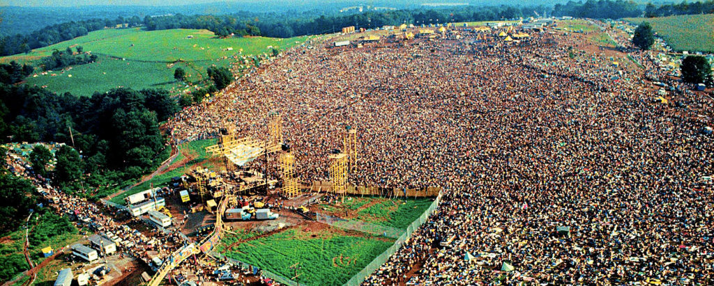 Luoghi: Woodstock 1969