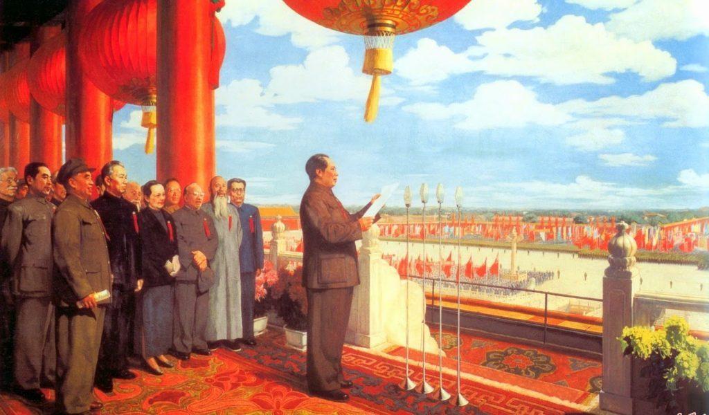 storia rivoluzione cinese