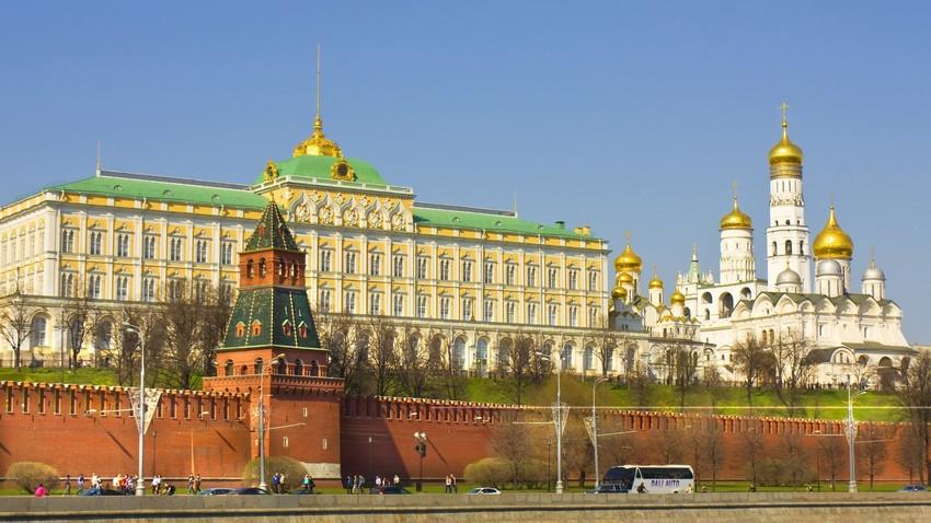 Gran Palazzo del Cremlino, Mosca