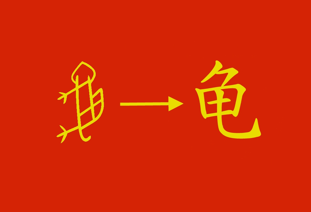 "Pittogrammi cinesi: i caratteri ""disegnati"""