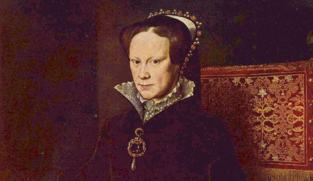 Bloody Mary - Maria Tudor I