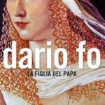 Copertina La figlia del Papa di Dario Fo