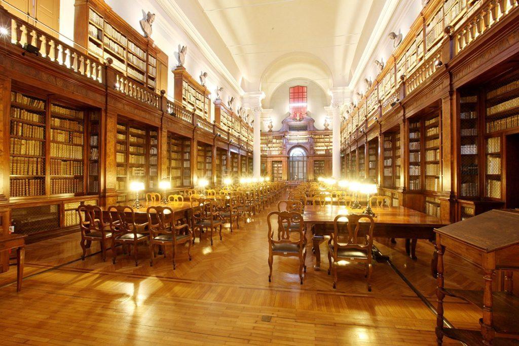 Antiche università - Biblioteca Universitaria di Bologna