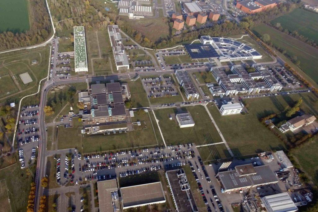 antiche università: Parma - Campus