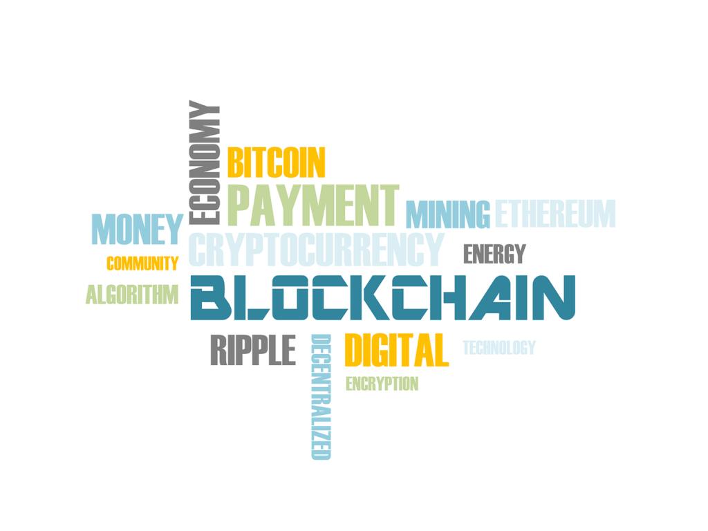 blockchain scritte