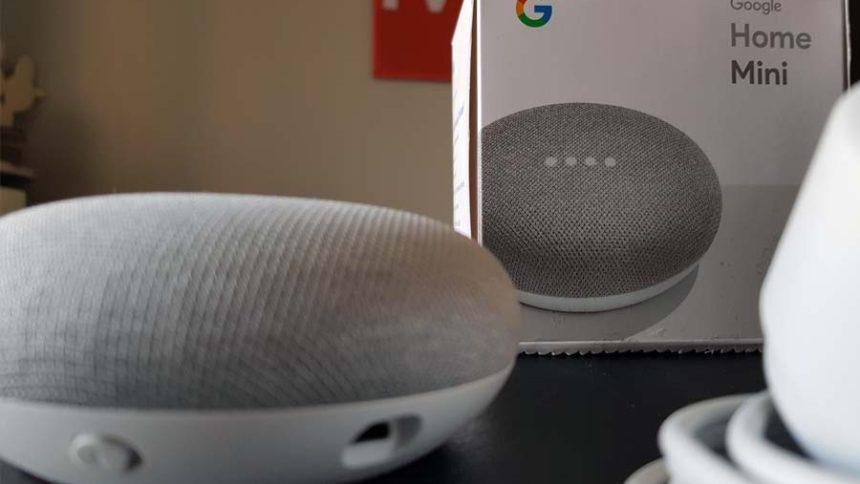 google-home-mini-recensione